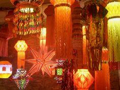 Artificial Incandescence : Diwali festival of lights paper lanterns.1280 x 960 | 212.5KB | coatedarms.blogspot.com