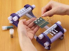 How to Build a Bead Loom