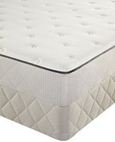 Sealy Posturepedic Blissfield Tight Top Firm Queen Mattress Set