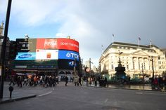 Piccadilly Circus after rain - my own photography (c)Ninim Piccadilly Circus, Times Square, Rain, England, London, Photography, Travel, Rain Fall, Photograph