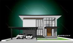รหัสแบบ: MO-H2-BL2.214.14 บ้านสไตล์: แบบบ้านสองชั้น Modern    สเปคแบบขนาดพื้นที่ จำนวน: 2 ชั้นพื้นที่ใช้สอย: 214 ตารางเมตร ห้องนอน: 3 ห้องขนาดที่ดิน: 60 ตารางวา ห้องน้ำ: 3 ห้องที่ดินกว้าง: 15.50 เมตร ที่จอดรถ: 2 คันที่ดินลึก: 15.50 เมตร      ราคาก่อสร้าง 2.95 ล้าน: CON SPEC 3.57 ล้าน: METAL SPEC House Plans, Floor Plans, Outdoor Decor, Killer Legs, Home Decor, Decoration Home, Room Decor, House Floor Plans, Home Interior Design