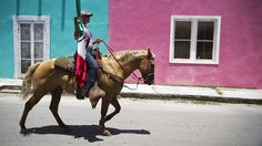Excellent work, @JessPuente, @jfpmorganj | Victoria, Mexican town share common heritage (slideshow)