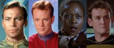 Latest Projects for Shatner McNeill Woodard and Meaney   Colm Meaney Robert Duncan McNeill Alfre Woodard and more Trek stars have new projects on the way. Meaney who played Miles O'Brien on Star Trek: The Next Generation and Star Trek: Deep Space Nine co-stars with Timothy Spall in Nick Hamm's new film The Journey with Meaney as Martin McGuinness and Spall as Ian Paisley old political enemies who engage in a fictional conversation while riding together in a limo. The film co-stars Freddie…