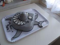 Torta squalo!