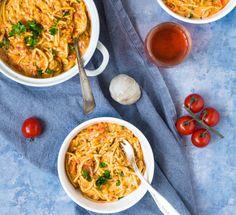 Cremet one-pot pasta - Stinna