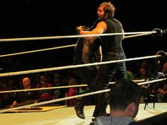 "DEAN AMBROSE IS ""THE MAN"""
