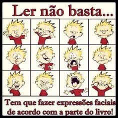 Ler Não Basta =]
