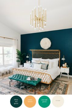 Choosing paint colors is a lot more than just picking a shade you like. Each room requires different considerations when picking an overall color scheme.