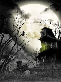 Submit Your Art to This Month's Haunted House Challenge - Tuts+ ...