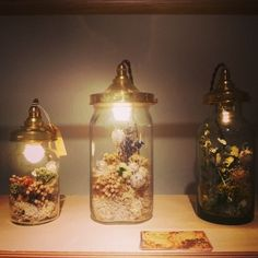 m.soeur : flower bottle light | Sumally