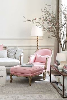cool Pretty Pinks: Pale, Pastel Soft Pink Rooms by http://www.best99-home-decor-pics.club/home-decor-colors/pretty-pinks-pale-pastel-soft-pink-rooms/
