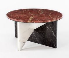 Affordances No. - Matter-Made Night table next to bed? dia (other marble species available) Marble Furniture, Find Furniture, Home Furniture, Furniture Design, Coffee And End Tables, Marble Art, Interior Design, Chair, Marble Tables