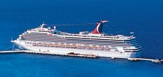 Carnival Conquest...Western Caribbean cruises...the contract i liked least!!
