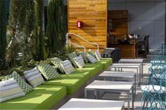 Hotel Palomar - Phoenix, AZ. A Kimpton hotel.  / lepetitebain.com