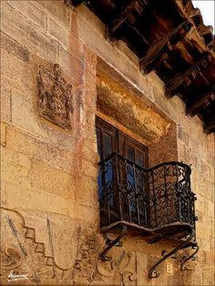 MORA DE RUBIELOS  Teruel Spain
