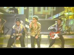 "Video: Bruno Mars Performs ""Locked Out of Heaven"" at Wetten, dass…?"