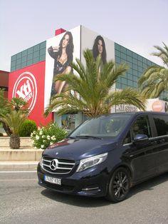 Spain High X-periences vamos por la Ruta Outlet de Elche, en todas direciones... somos #wanderlust  Gracias Mercedes-Benz Valencia!!