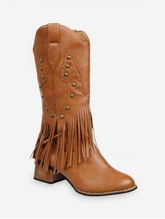 Toe Shape, Mid Calf Boots, Cheap Shoes, Chunky Heels, Cute Shoes, Fashion Boots, Calves, Knight