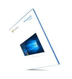 Windows 10 Home, abțibild (CoA)