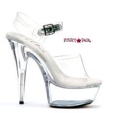 1759b2356e7 95 Best Clear High Heels images