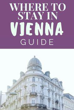 Where to stay in Vie