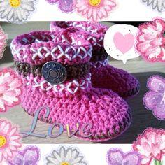 542 Besten Crochet Boots Bilder Auf Pinterest Yarns Booties