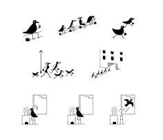 Philippe Petit-Roulet, Spots, The New Yorker, novembre 2014