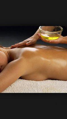 Hoe lekker is een massage met Argan olie?