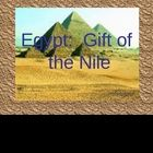 Egypt Slide Show:  Use this slide show to show pictures (and maps) and give a an overview of important places, concepts, ideas about Ancient Egypti...