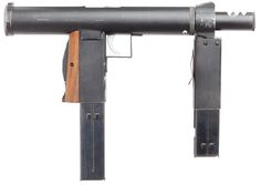 Simple and compact low-cost DIY submachine gun prototype - The Firearm Blog