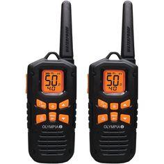 Olympia R500 42-mile 2-way Radios