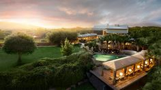 TravelChannel's Daily Escape! Lake Austin Spa Resort #travel #Austin #Spa