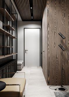 Best Interior Design, Home Interior, Modern Interior, Interior Architecture, Door Design, House Design, Small Modern Home, Loft Interiors, Hallway Designs