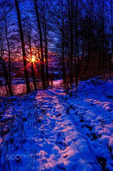 I'm Blue by John Noe on 500px )