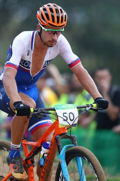 Peter Sagan Men's Cross-Country Rio Olympic Games 2016