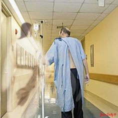 THIS PHOTO GAVE ME CHILLS! i HAD THE SAME ENCOUNTER WHEN I WAS @ THE HOSPITAL. THE CANCER ;LEFT!