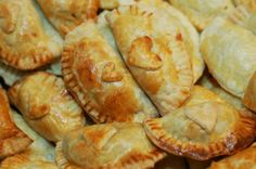 Baked Samosas (gluten free and not)