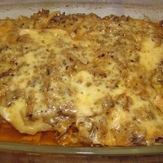 Lasagna, Poultry, Food And Drink, Cooking Recipes, Ethnic Recipes, Backyard Chickens, Chef Recipes, Lasagne