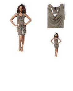 8698272443650 | #Heine #Damen #Shirtkleid #braun