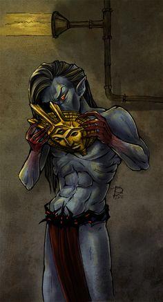 Dagoth Ur by DarianKite.deviantart.com on @deviantART
