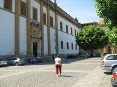 Convento santa Clara a Nova - Coimbra Portugal