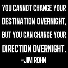 destination direction
