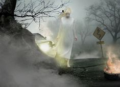 There are roads on Long Island that are much more than a line between two points. Some roads contain legends that travel with you on your journey. In Huntington, Long Island there is a small area south of Jericho Turnpike that holds more than its share of ghostly