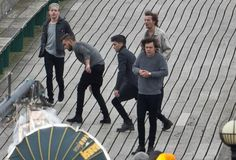 So no one noticed that they were all wearing the same thing?