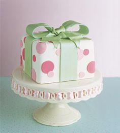 Feestelijk gebak