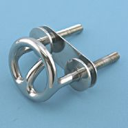 Ski Tow Ring in 316 stainless steel by Suncor Stainless