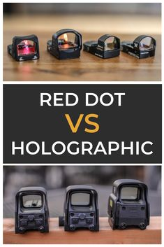 Not sure whether to go with a red dot or holographic sight?  We'll cover a lot of categories and choose the winner in each.  By the end, you'll know which kind of sight is the best for your situation.