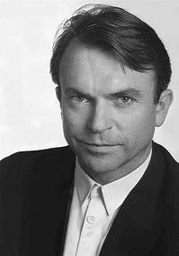 Sam Neill, actor who portrayed the legend, Alan Grant, in Jurassic Park.