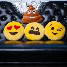 Poduszka emoji