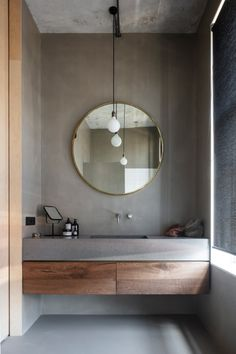 Wenink Holtkamp Architecten turns De Lakfabriek tannery into apartments Bathroom Vanity Decor, Bathroom Basin, Bathroom Renos, Modern Bathroom, Small Bathroom, Bathroom Design Inspiration, Bathroom Interior Design, Apartments, Zhuhai